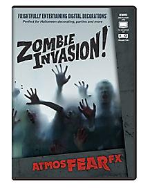 AtmosFEARfx Zombie Invasion! DVD