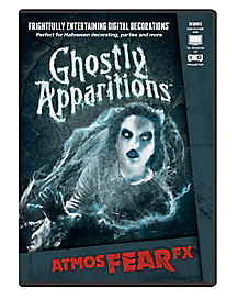 AtmosFEARfx Ghostly Apparitions DVD