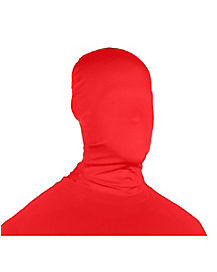 Red Skin Suit Mask