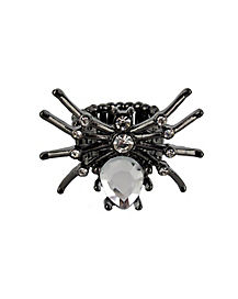 Spider Ring With Jewels
