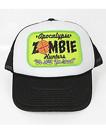 Zombie Hunter Trucker Hat
