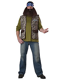 Adult Willie Costume - Duck Dynasty