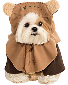Star Wars Ewok Pet Costume