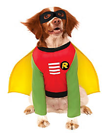 Pet Superhero Costumes