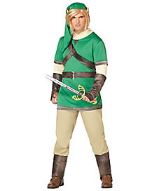 Adult Warrior Elf Costume - Deluxe