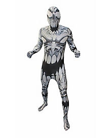 Super Skins® Mouth Skin Suit Mens Costume