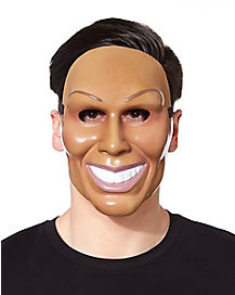 Smiling Man Mask