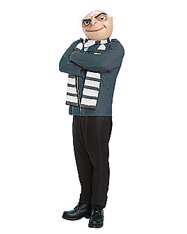 Adult Gru Costume - Despicable Me