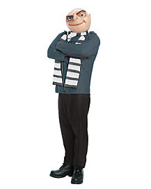 Despicable Me Gru Adult Mens Costume