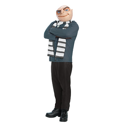 Despicable Me Gru Mens Adult Size Costume