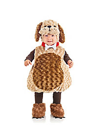 Baby Belly Puppy Costume