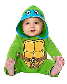 Baby Leonardo Costume - Teenage Mutant Ninja Turtles