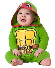 TMNT Raphael Infant Costume