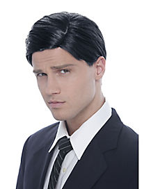 Mr. Dapper Black Wig