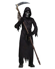 Kids Dark Demon of Doom Costume