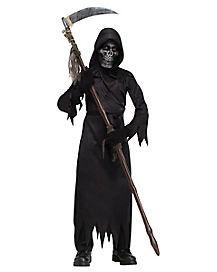 Kids Dark Demon of Doom Costume