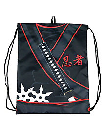 Ninja Cinch Bag