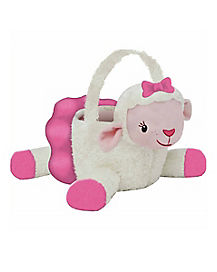 Plush Lambie Treat Bucket - Doc McStuffins