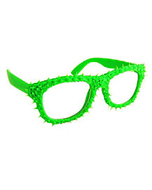 Jelly Spike Green Glasses
