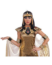Jeweled Egyptian Headband
