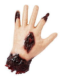 Severed Latex Hand