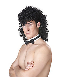 Girls Night Out Black Wig