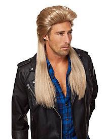 80s Mullet Wig