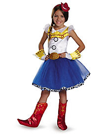 Toy Story Jessie Tutu Child Costume