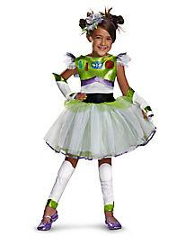 Toy Story Buzz Lightyear Tutu Child Costume