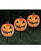 Pumpkin Pathway Markers