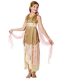 Grecian Goddess Girls Costume