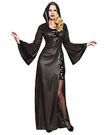 Adult Bell Sleeve Robe Costume