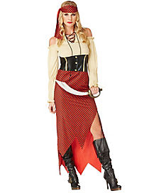 High Seas Pirate Womens Costume