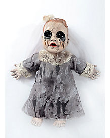 Haunted Bride Doll