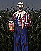 6 ft Barnyard Butcher Animatronics - Decorations