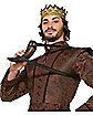 Medieval Drinking Horn