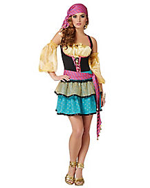 Magical Gypsy Adult Womens Costume