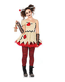 Kids Voodoo Doll Costume