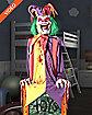 4 Ft Chester the Jester Animatronics - Decorations