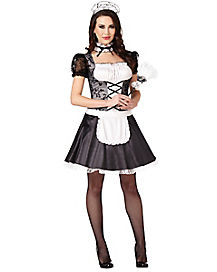 Sassy Maid Adult Womens Costume