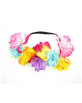 Luau Flower Headband