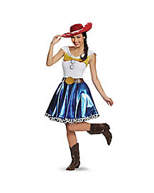 Jessie Dress Adult Womens Costume