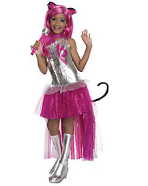 Kids Catty Noir Costume - Monster High