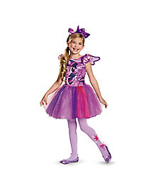 Kids Twilight Sparkle Tutu Costume - My Little Pony