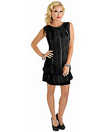 Adult Art Deco Flapper Costume