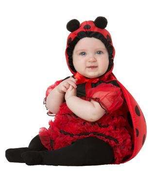 u003eYour little princess will flutter above the rest this Halloween in the Baby Bug Infant Costume. This beautiful bug has a red tulle one piece with sheer ...  sc 1 st  Simply Spooktacular & Baby Halloween Critter Costumes - Simply Spooktacular