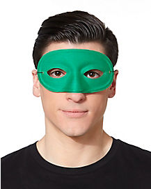 Domino Green Mask
