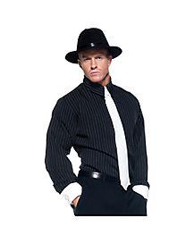 Pinstripe Gangster Shirt