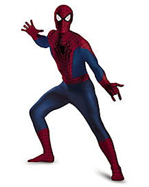 Spiderman Bodysuit Adult Mens Costume