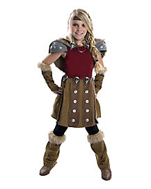 How to Train Your Dragon 2 Astrid Child Costume